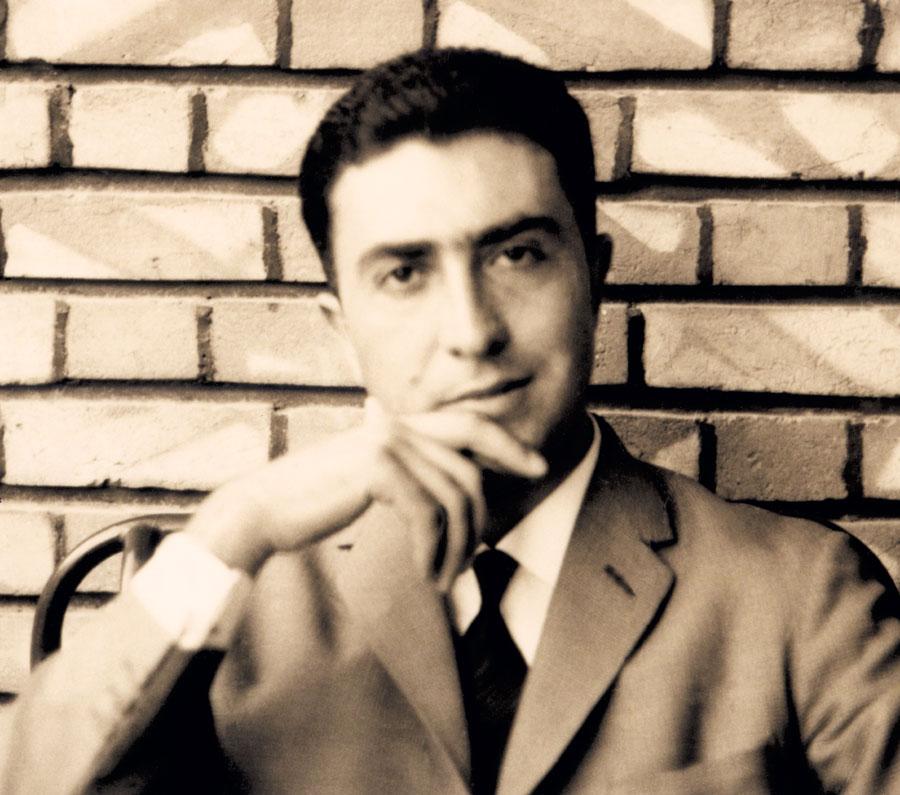 زنده یاد ساسان سپنتا