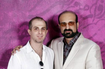 محمد اصفهانی و پدرام کشتکار