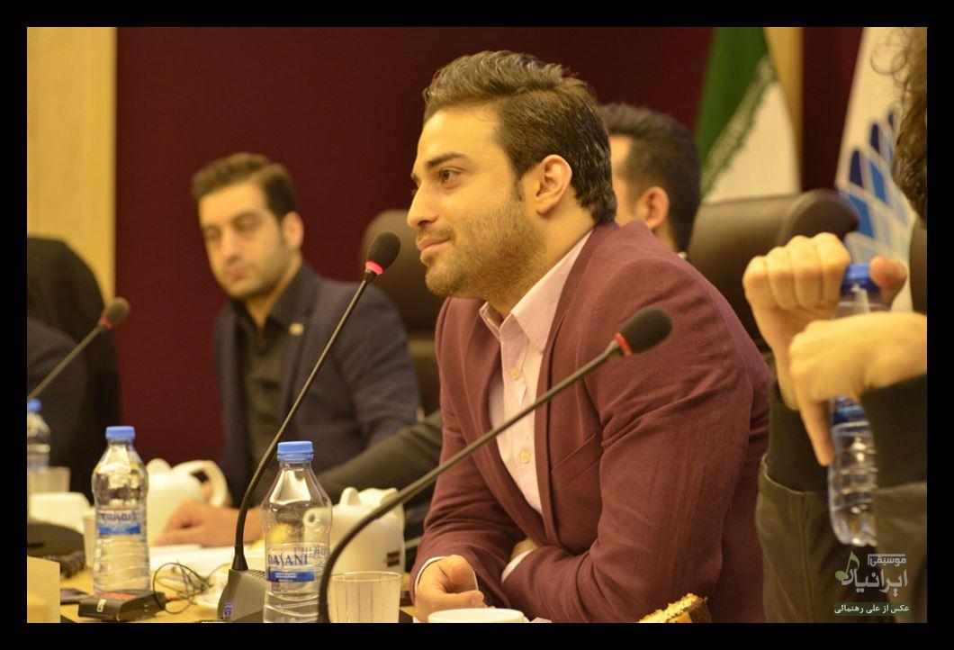 گزارش تصویری «موسیقی ایرانیان» از نشست خبری آلبوم «مدار بیقراری»