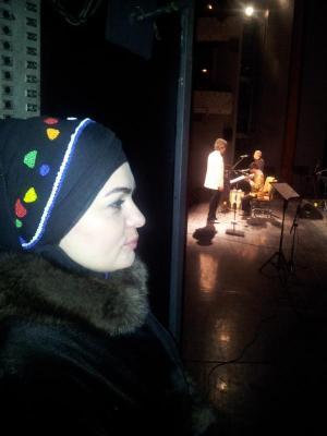 در شب آخر کنسرت «ارکستر بادی تهران»