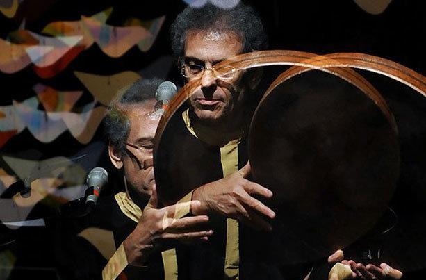 بیژن کامکار در نشست خبری کنسرت گروه «فروزان»: