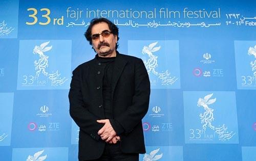شوالیهی آواز ایران به کاخ جشنواره فیلم فجر رفت