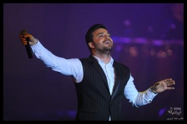 کنسرت «بابک جهانبخش»