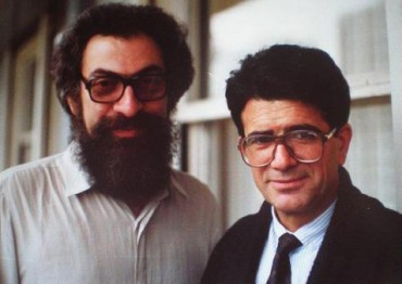 پرویز مشکاتیان و محمدرضا شجریان