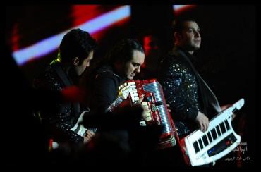 کنسرت گروه سون
