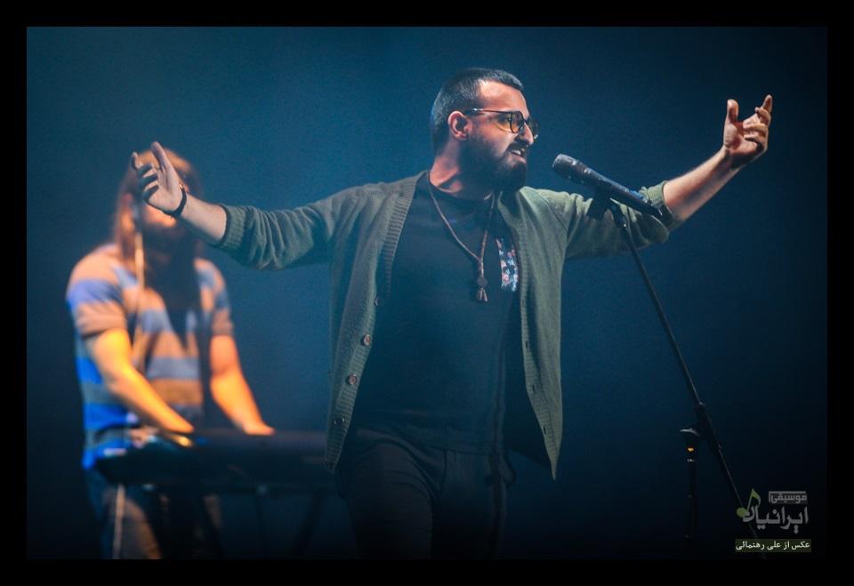 گزارش مفصل تصویری «موسیقی ایرانیان» از کنسرت «چارتار»
