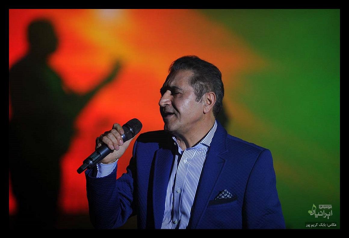 گزارش تصویری «موسیقی ایرانیان» از کنسرت «فریدون آسرایی»