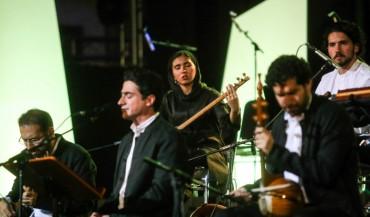 عکس از کنسرت چرا رفتی در تهران