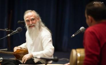 کنسرت داود آزاد در تبریز