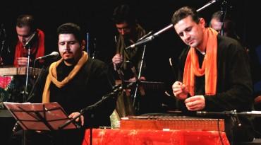 گروه موسیقی «ایرانی» به سرپرستی پژمان طاهری و خوانندگی محمود صالحی