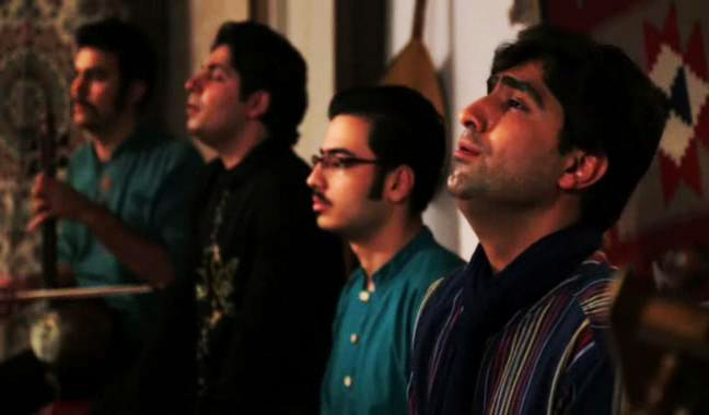 گروه موسیقی گلستانه