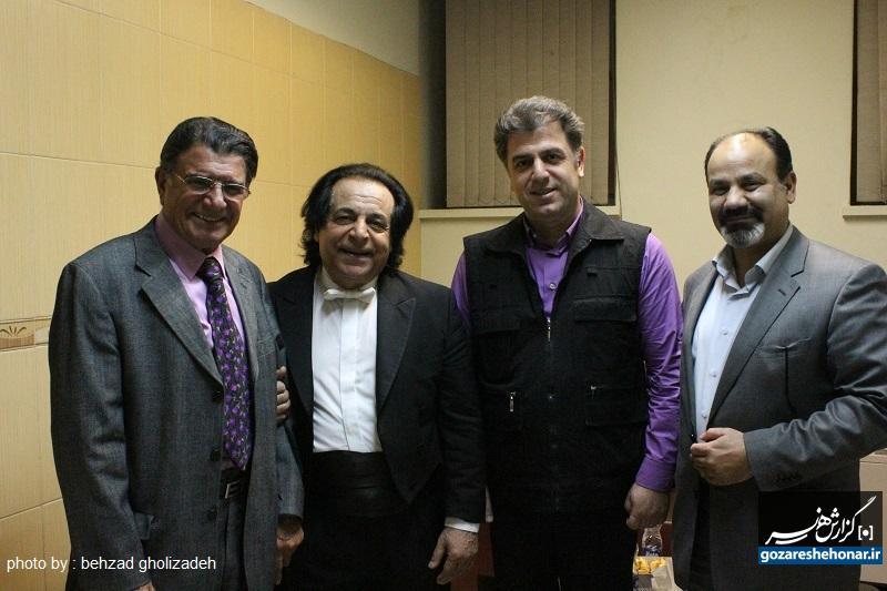 فیلم تشکر «محمدرضا شجریان» از «علی رهبری»