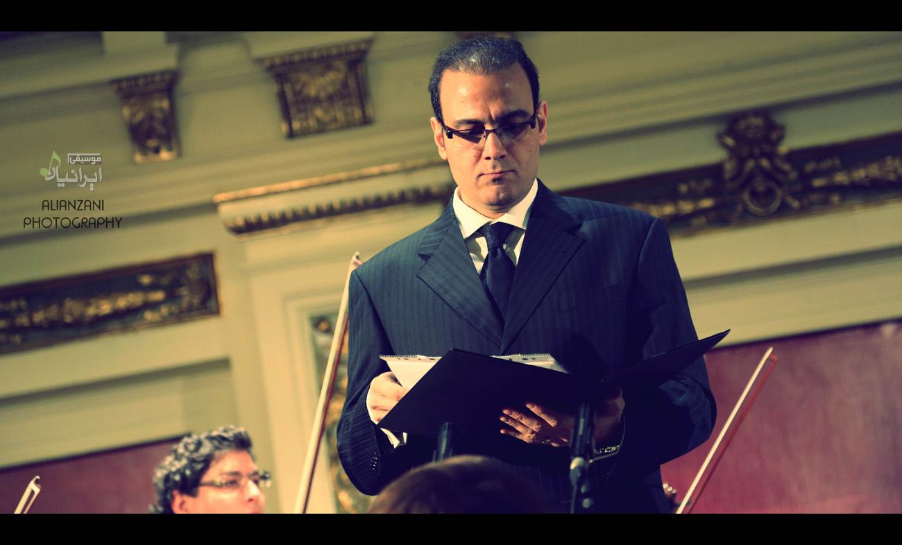 به رهبری ارکستر «ایمان خمر»