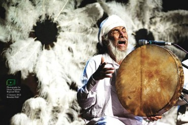 غلام مارگیری (عکس از احســان نقابت)