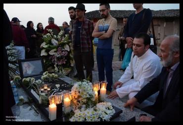 اولین مراسم سالگرد درگذشت «محمدرضا لطفی»