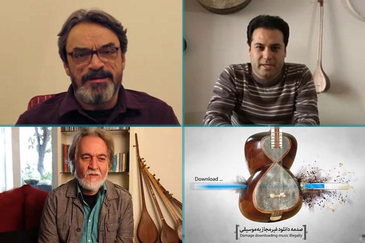ویدئوی توضیحات علیزاده، درخشان و تاج در این زمینه را از «موسیقی ایرانیان» ببینید و دانلود کنید