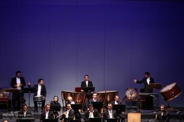 کنسرت ارکستر ملی