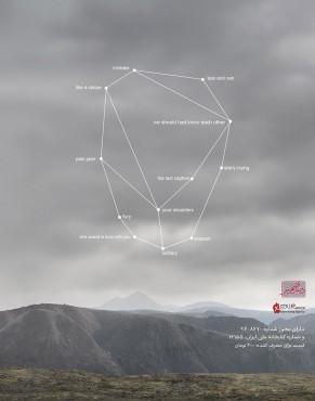 کاور آلبوم «مثل مجسمه» از مهدی یراحی