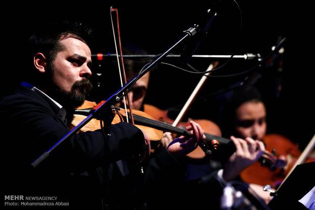 جشن روابط دیپلماتیک دو کشور با موسیقی