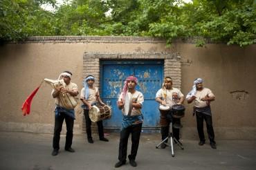 نوازنده های بوشهری در اکسپو 2015 میلان