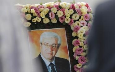 مراسم سالگرد درگذشت علاءالدین بابا شهابی