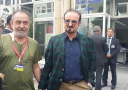 حضور خواننده ایرانی در وین؛