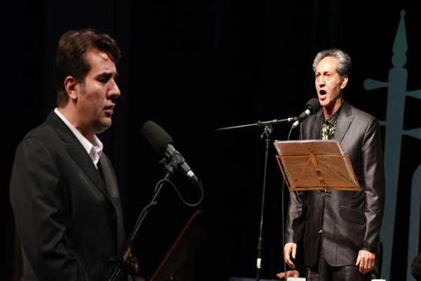 اجرای آثار ترکی در ارکستر