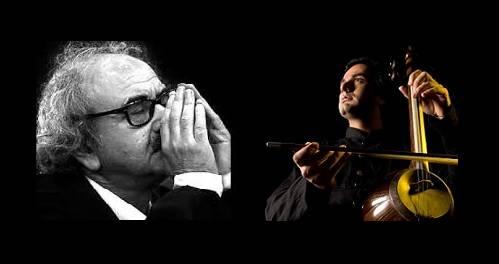 آرش کامور و شفیعی کدکنی