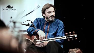 استاد حسین علیزاده