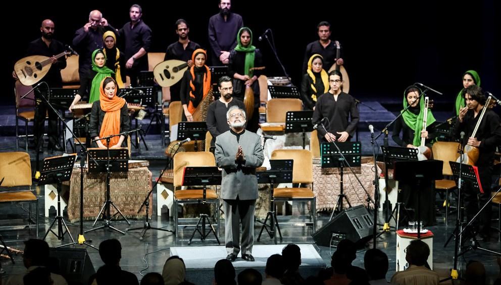 یادداشتی از «علیرضا قاسمی» کارشناس موسیقی، نوازنده نی و یکی از اعضای ارکستر سازهای ملی