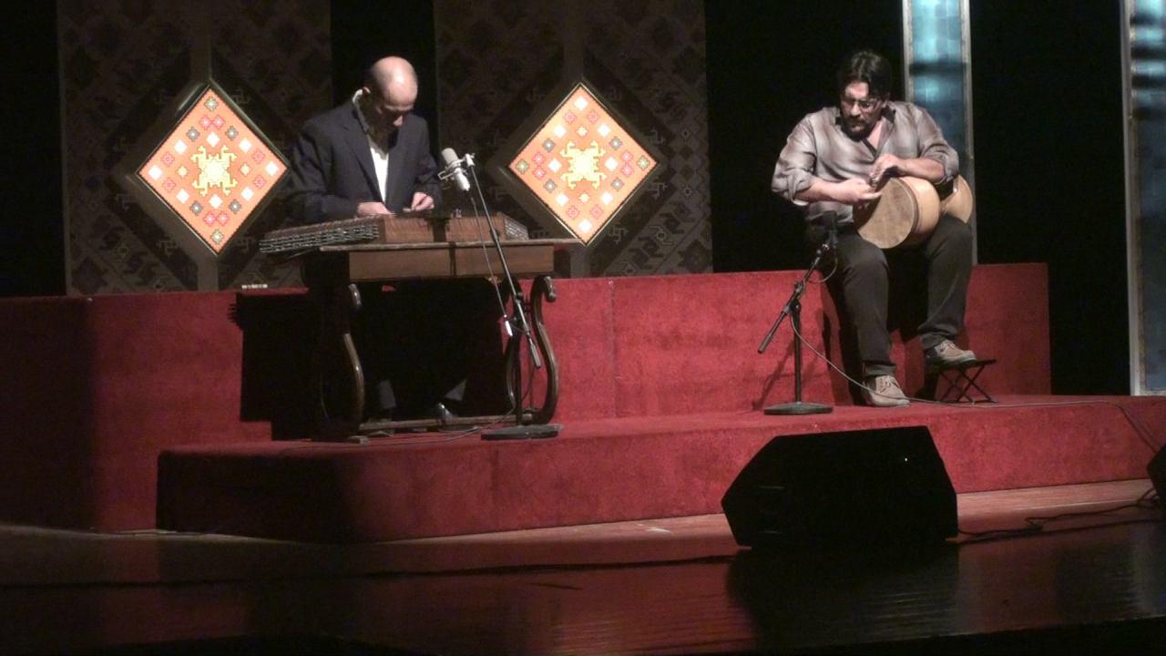 قد بابک جهانبخش | موسیقی ایرانیان