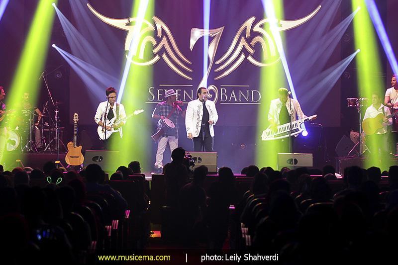 در کنسرت ۱۴ مرداد نمایشگاه بین المللی این گروه عنوان شد