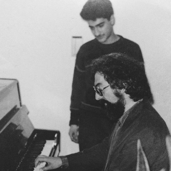 همایون شجریان و پرویز مشکاتیان