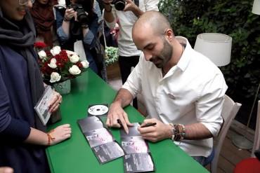 جشن امضای آلبوم «افشارستان ۲