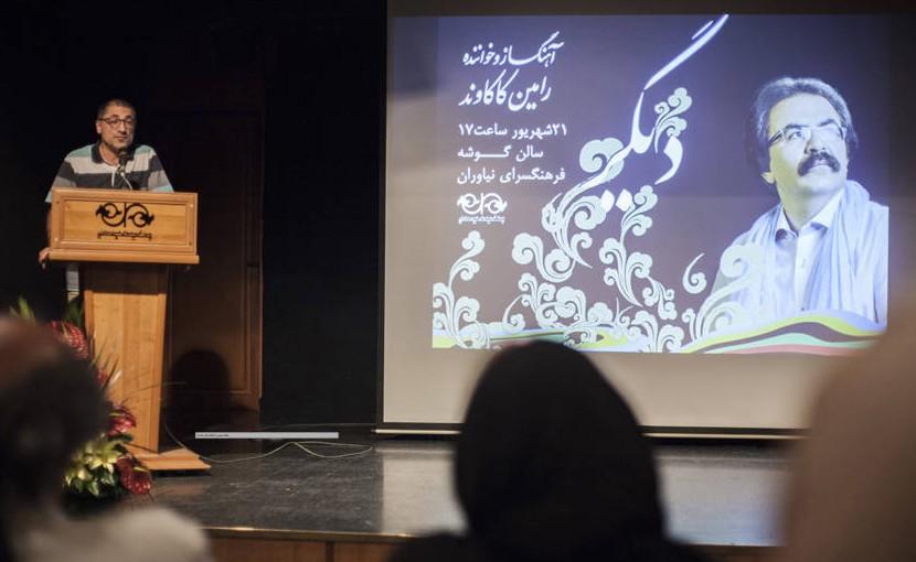 محمد رضا درویشی: هیچ بایدی در کار هنر وجود ندارد