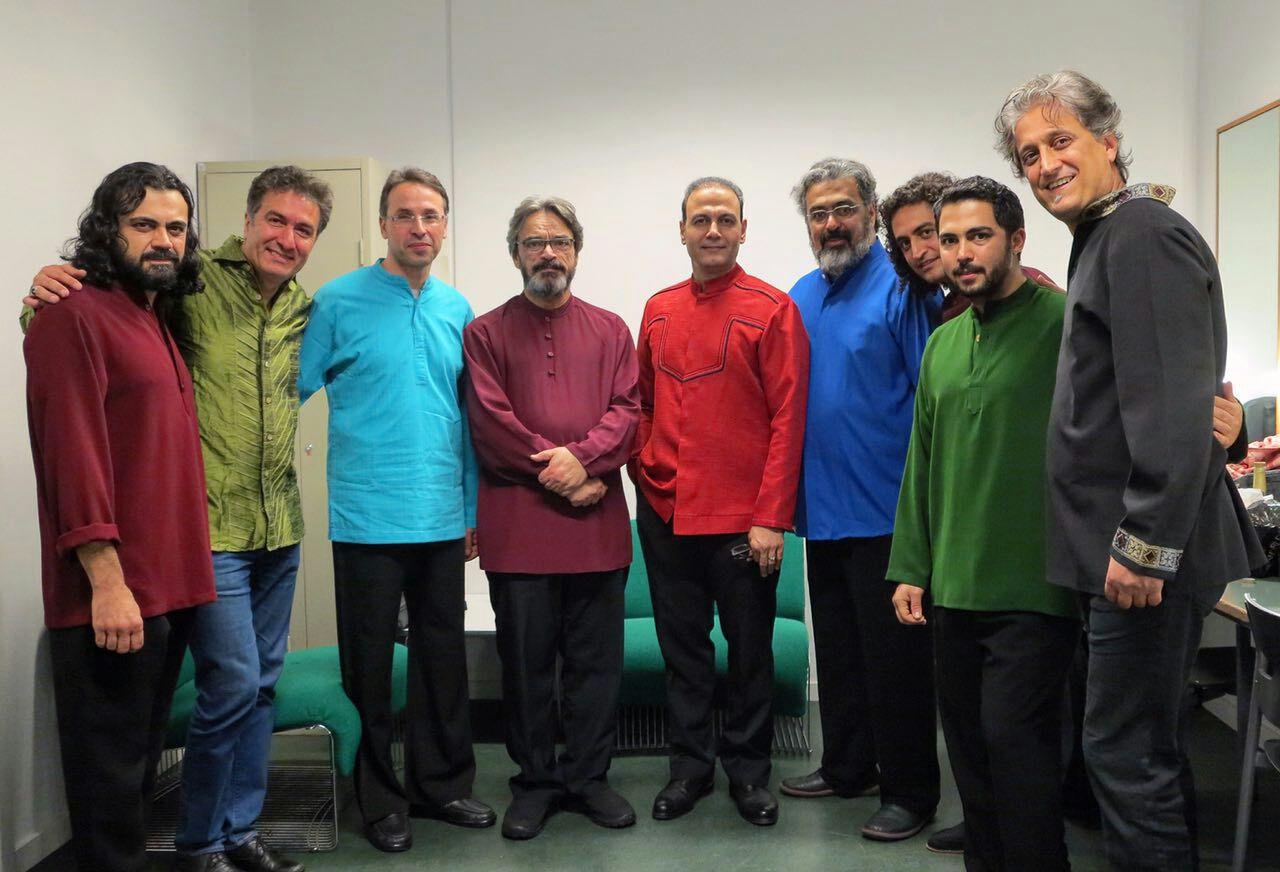 کنسرت حسین علیزاده در کپنهاگ