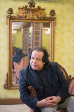 علی رهبری (عکس از علی چاشنی گیر)