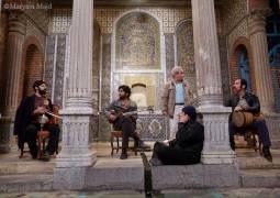 خوانندگی «مسعود کرامتی» در «گذر موقت»