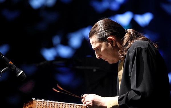 «اردوان کامکار» در نشست خبری جشنواره موسیقی فجر شرکت نکرد