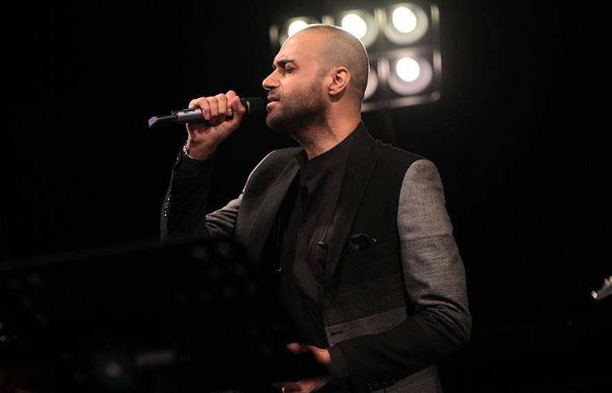 حاشیه نگاری خبرنگار «موسیقی ایرانیان» از کنسرت «حامی»