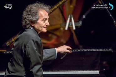 دوئت پیانو شهرداد روحانی