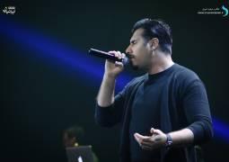 گزارش متنی و تصویری «موسیقی ایرانیان» از کنسرت «احسان خواجه امیری»