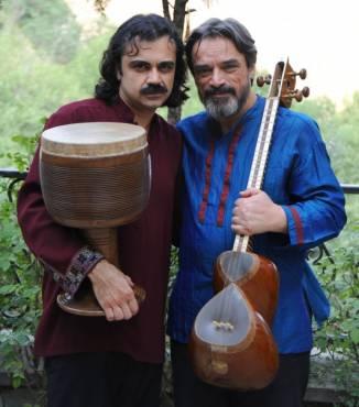 حسین علیزاده و پژمان حدادی