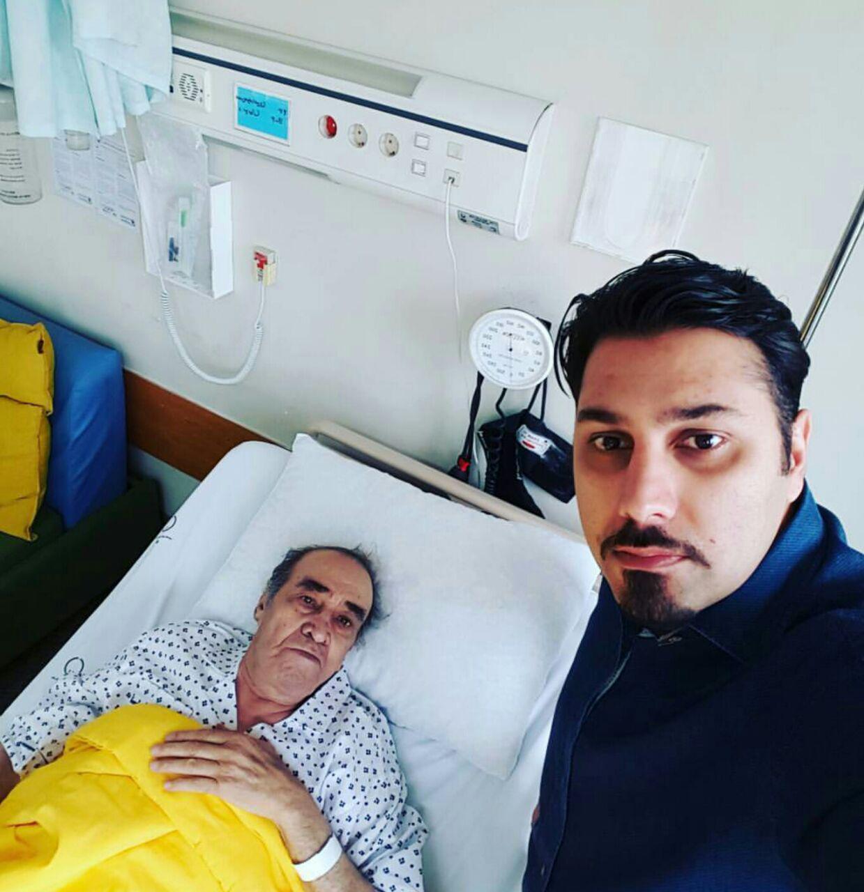 «ایرج خواجه امیری»  تحت عمل جراحی قرار خواهد گرفت
