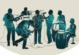 با حضور جمعی از نوازندگان مطرح موسیقی ایران