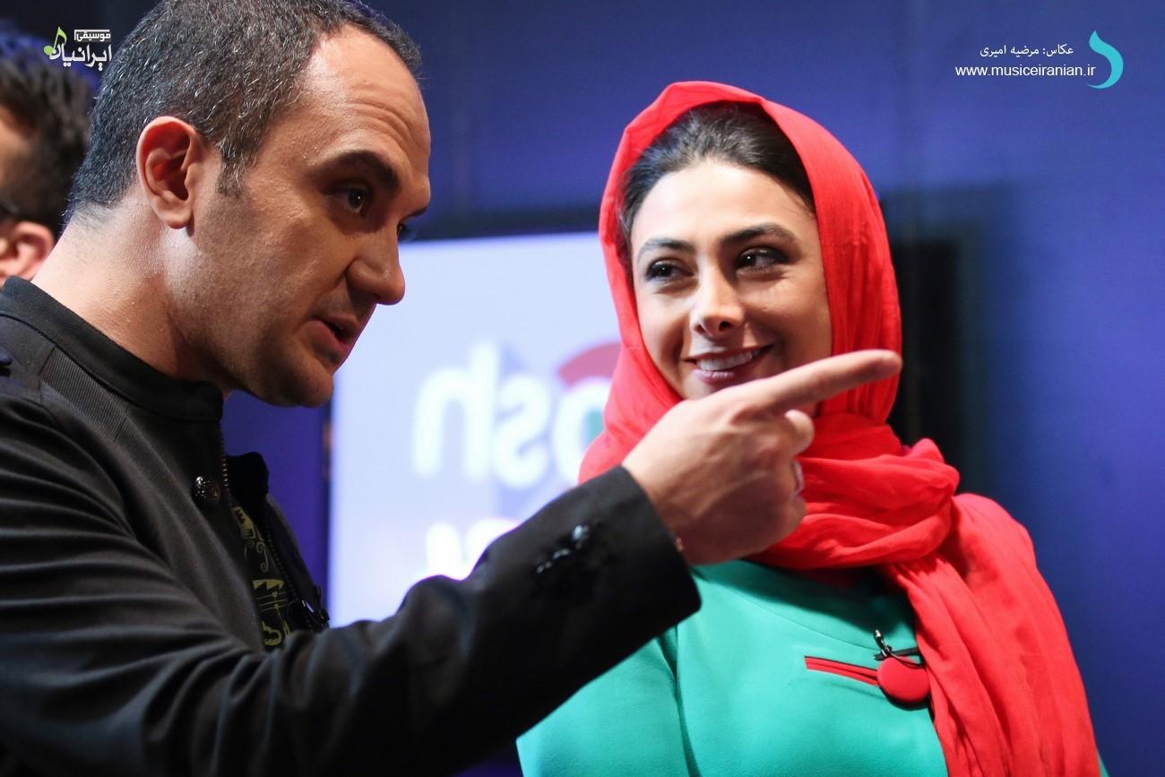 گزارش تصویری «موسیقی ایرانیان» از پشت صحنه قسمت سوم «چهارگوش»