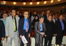 گزارش متنی و تصویری از مراسم یادبود استاد «نادر گلچین»