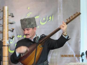 عاشیق عباس ستاری- میانه