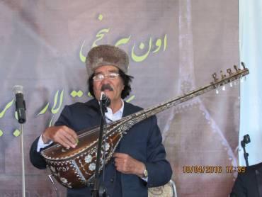 عاشیق محمد حسین دهقان- ارومیه