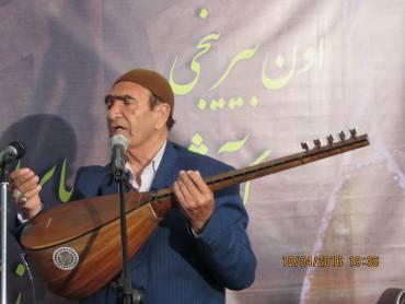 عاشیق یارمحمد- قیدار